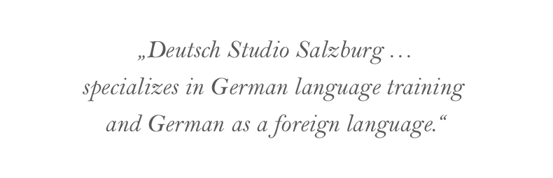 lernen in german